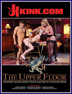 The Upper Floor Porn DVD