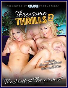 Threesome Thrills 2 Porn DVD