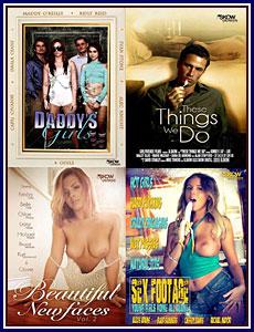 Skow For Girlfriends Films 5 4-Pack Porn DVD
