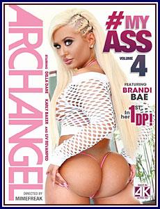 #My Ass 4 Porn DVD
