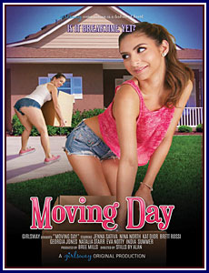 Moving Day Porn DVD