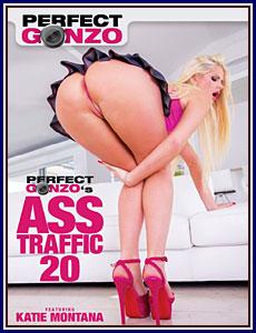 Ass Traffic 20 Porn DVD