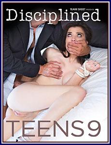 Disciplined Teens 9 Porn DVD