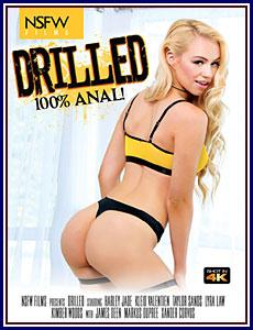 Drilled Porn DVD