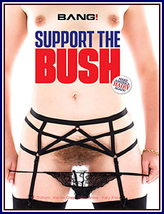 Support The Bush Porn DVD