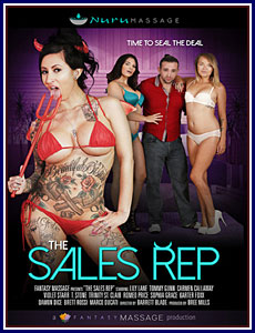 The Sales Rep Porn DVD