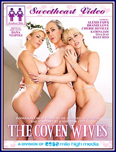 The Coven Wives Porn DVD