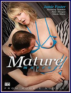 Mature Mavens Porn DVD
