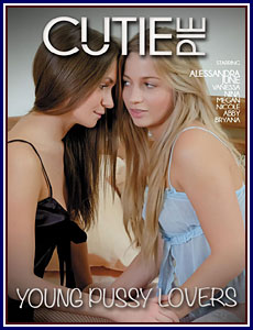 Young Pussy Lovers Porn DVD