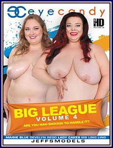 Big League 4 Porn DVD