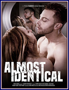 Almost Identical Porn DVD