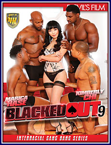 Blacked Out 9 Porn DVD