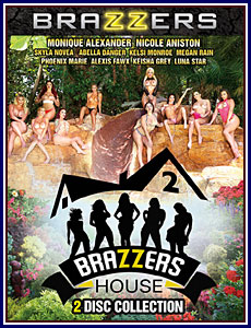 Brazzers House 2 Porn DVD
