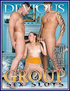 Group Sex Sluts 2 Porn DVD
