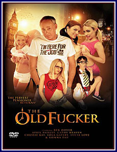 The Old Fucker Porn DVD