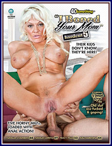 I Boned Your Mom Hardcut 5 Porn DVD