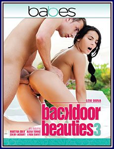 Backdoor Beauties 3 Porn DVD