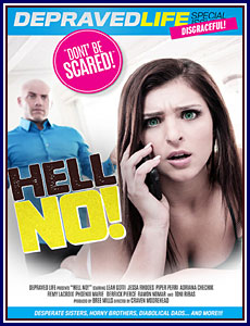 Hell No! Porn DVD