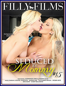 Seduced By Mommy 15 Porn DVD