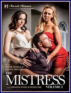 The Mistress 2 Porn DVD