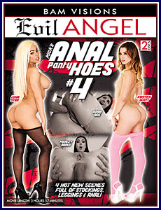 Mick's Anal PantyHoes 4 Porn DVD