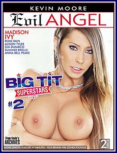 Big Tit Superstars 2 Porn DVD