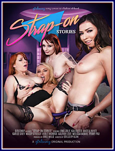 Strap-On Stories Porn DVD