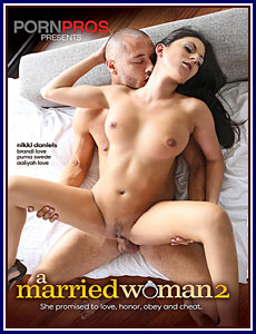 A Married Woman 2 Porn DVD