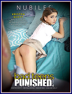 Bad Teens Punished 4 Porn DVD