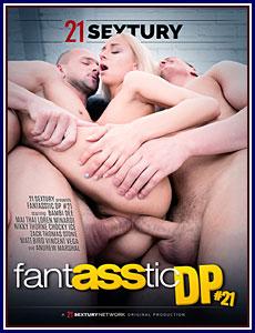 FantASStic DP 21 Porn DVD