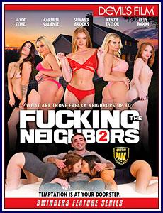 Fucking The Neighbors 2 Porn DVD