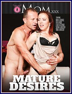Mature Desires Porn DVD
