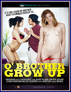 O' Brother Grow Up Porn DVD