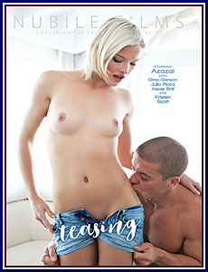 Teasing Porn DVD