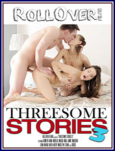 Threesome Stories 3 Porn DVD