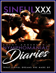 Nymphomaniac Diaries Porn DVD