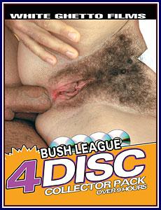 Bush League Collector 4-Pack Porn DVD