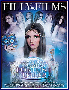 Darcie Dolce The Lesbian Fortune Teller Porn DVD