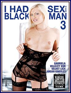 I Had Sex With A Black Man 3 Porn DVD