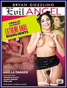 Hookup Hotshot: Extreme Anal Highlights Porn DVD
