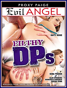 Filthy DPs Porn DVD