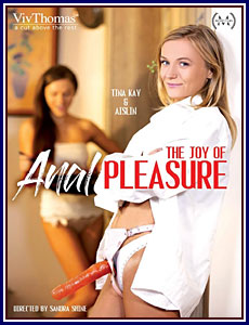 The Joy of Anal Pleasure Porn DVD
