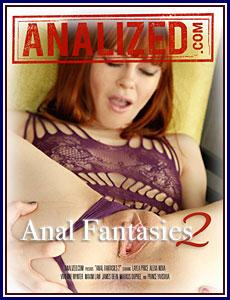 Anal Fantasies 2 Porn DVD