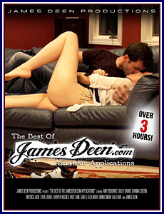 The Best of James Deen.com Porn DVD