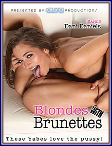 Blondes With Brunettes Porn DVD