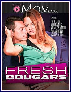 Fresh Cougars Porn DVD