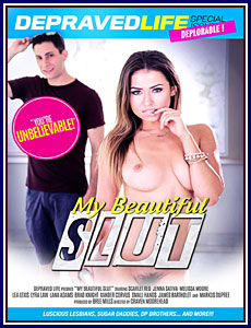 My Beautiful Slut Porn DVD