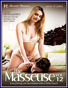 The Masseuse 12 Porn DVD