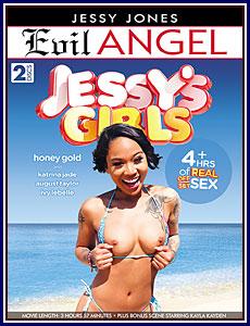 Jessy's Girls Porn DVD