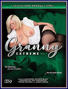 Granny Extreme 7 Porn DVD